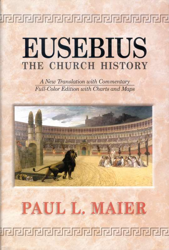 the father of church history eusebius (eusebius pamphili) born between 260 and 265 in caesarea died in 338 or 339 roman church writer and historian eusebius, bishop of caesarea from the year 311, sought to apply the attainments of ancient learning in the interests of the christian church.