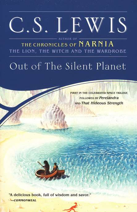 out of the silent planet critical essay